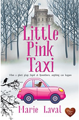 little pink taxi